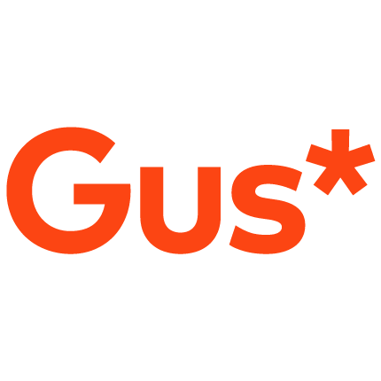 Gus Modern Logo